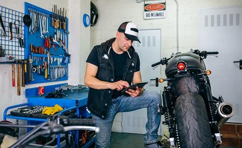 restaurer votre Honda CB 750 Four